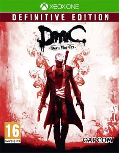 DmC Devil May Cry Definitive Edition   Xbox One Código 25 Dígitos