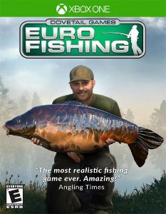 Dovetail Games Euro Fishing Xbox One Código 25 Dígitos