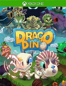 DragoDino Xbox One Código 25 Dígitos