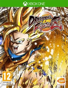 DRAGON BALL FIGHTERZ Xbox One Código 25 Dígitos
