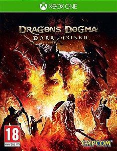 Dragon's Dogma Dark Arisen Xbox One Código 25 Dígitos