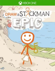 Draw a Stickman: EPIC Xbox One Código 25 Dígitos