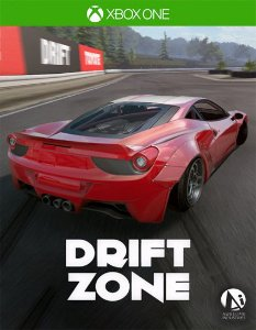 Drift Zone  Xbox One Código 25 Dígitos