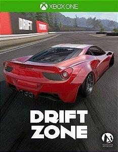 Drift Zone  Xbox One Código 25 Dígitos