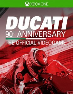 DUCATI - 90th Anniversary Xbox One Código 25 Dígitos