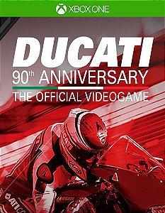 DUCATI - 90th Anniversary Xbox One Código 25 Dígitos