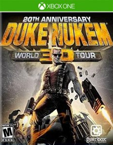 Duke Nukem 3D 20th Anniversary World Tour Xbox One Código 25 Dígitos