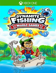 Dynamite Fishing - World Games Xbox One Código 25 Dígitos