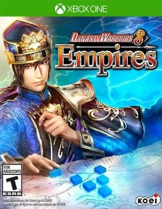 DYNASTY WARRIORS 8 Empires  Xbox One Código 25 Dígitos
