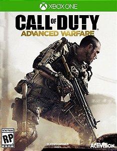 Pro edition Call of Duty Advanced Warfare  Xbox One Código de Resgate 25 Dígitos