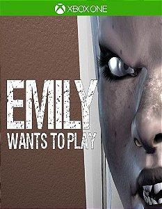 Emily Wants To Play   Xbox One Código de Resgate 25 Dígitos