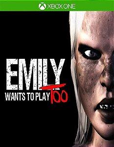 Emily Wants to Play Too (Emily TambÈm Quer Brincar)  Xbox One Código de Resgate 25 Dígitos