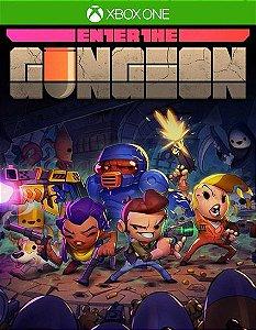 Enter The Gungeon Xbox One Código de Resgate 25 Dígitos