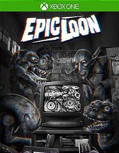 Epic Loon Xbox One Código de Resgate 25 Dígitos
