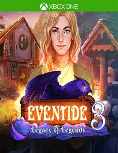 Eventide 3: Legacy of Legends Xbox One Código de Resgate 25 Dígitos