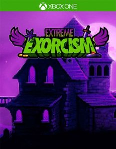 Extreme Exorcism Xbox One Código de Resgate 25 Dígitos