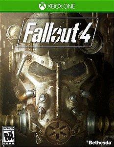 Fallout 4 Xbox One Código de Resgate 25 Dígitos