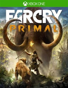 Far Cry Primal Xbox One Código de Resgate 25 Dígitos