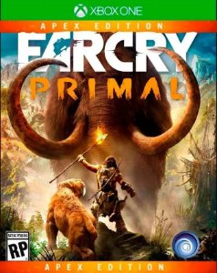 Far Cry Primal - Apex Edition Xbox One Código de Resgate 25 Dígitos