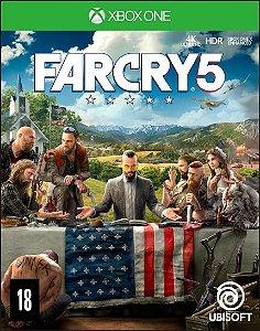 FAR CRY 5 Xbox One Código de Resgate 25 Dígitos