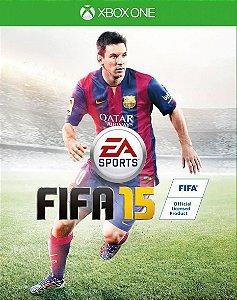 FIFA 15 Xbox One Código de Resgate 25 Dígitos