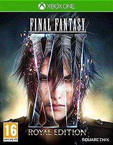 FINAL FANTASY XV ROYAL EDITION Xbox One Código de Resgate 25 Dígitos