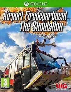 Firefighters Airport Fire Department Xbox One Código de Resgate 25 Dígitos