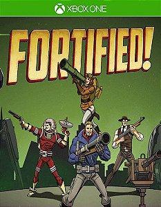 Fortified Xbox One Código de Resgate 25 Dígitos