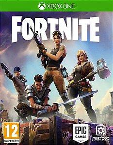 Fortnite - Pacote de Fundador Padrão  Xbox One Código de Resgate 25 Dígitos