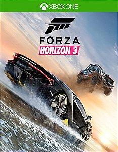 Forza Horizon 3 Edição de Luxo  Xbox One Código de Resgate 25 Dígitos