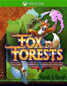 FOX n FORESTS   Xbox One Código de Resgate 25 Dígitos