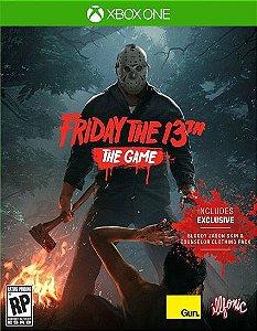 Friday the 13th The Game  Xbox One Código de Resgate 25 Dígitos