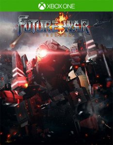 Future War: Reborn Xbox One Código de Resgate 25 Dígitos