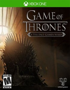 Game of Thrones - The Complete First S eason (Episodes 1-6) Xbox One Código de Resgate 25 Dígitos