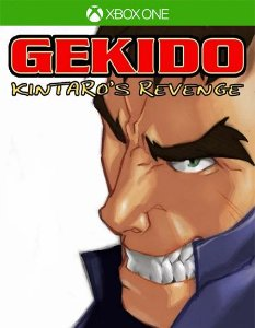 Gekido Kintaro's Revenge Xbox One Código 25 Dígitos