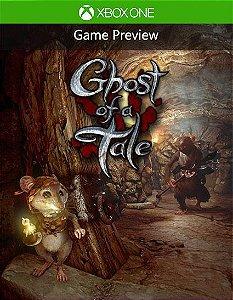 Ghost of a Tale (Game Preview)  Xbox One Código de Resgate 25 Dígitos