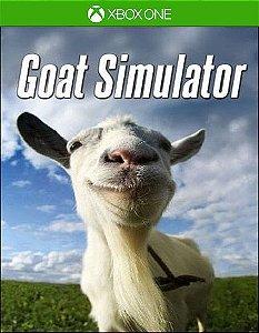 Goat Simulator  Xbox One Código de Resgate 25 Dígitos
