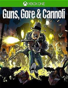 Guns, Gore and Cannoli Xbox One Código de Resgate 25 Dígitos