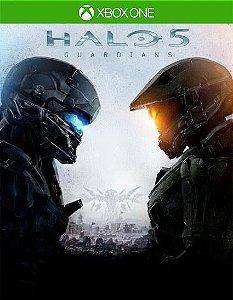 Halo 5 Guardians Xbox One Código de Resgate 25 Dígitos