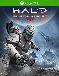 Halo: Spartan Assault Xbox One Código de Resgate 25 Dígitos