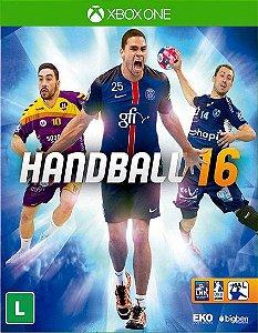 Handball 16 Xbox One Código de Resgate 25 Dígitos