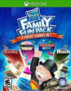 Hasbro Family Fun Pack Xbox One Código de Resgate 25 Dígitos