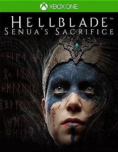 Hellblade Senua's Sacrifice Xbox One Código de Resgate 25 Dígitos