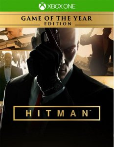 HITMAN Game of the Year Edition   Xbox One Código de Resgate 25 Dígitos