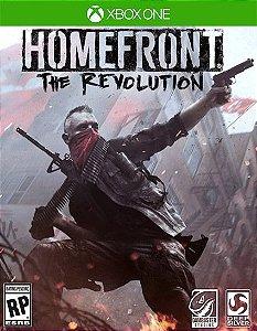 Homefront The Revolution  Xbox One Código de Resgate 25 Dígitos