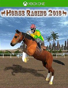 Horse Racing 2016   Xbox One Código de Resgate 25 Dígitos