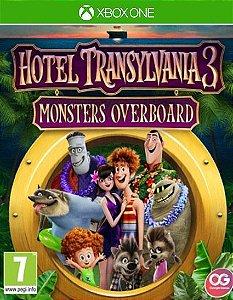 Hotel Transylvania 3: Monsters Overboard Xbox One Código de Resgate 25 Dígitos