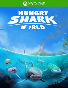 Hungry Shark World Xbox One Código de Resgate 25 Dígitos