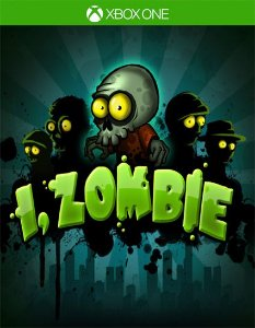 I, Zombie  Xbox One Código de Resgate 25 Dígitos