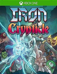 Iron Crypticle  Xbox One Código 25 Dígitos
